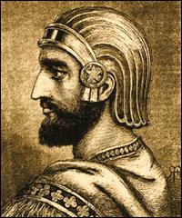 سال 1386، سال کوروش کبیر بر همگان مبارک باد